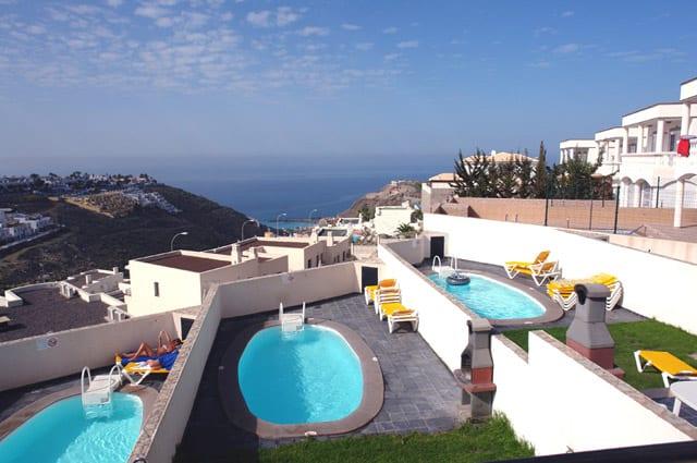 Mirador del mar villas puerto rico gran canaria online guide - Taxi puerto rico gran canaria ...
