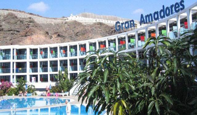 Gran Amadores Apartments