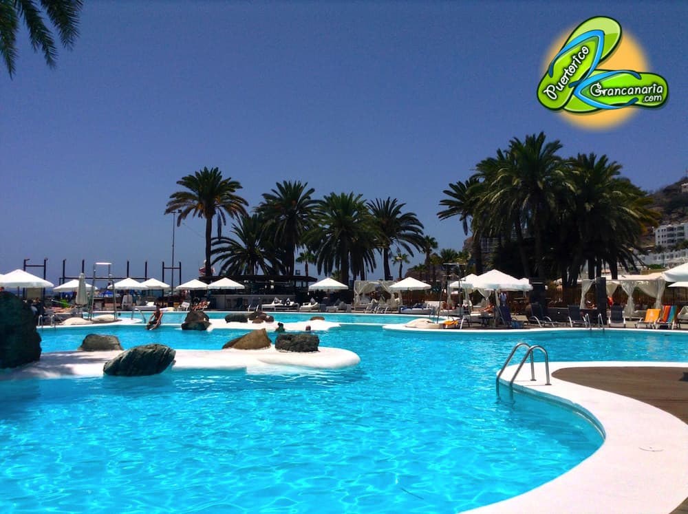 La Mar Beach Club Puerto Rico Gran Canaria Swimming Pool
