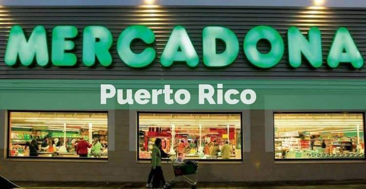 Mercadona Puerto Rico Gran Canaria