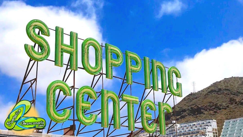 Puerto Rico Shopping Center Gran Canaria