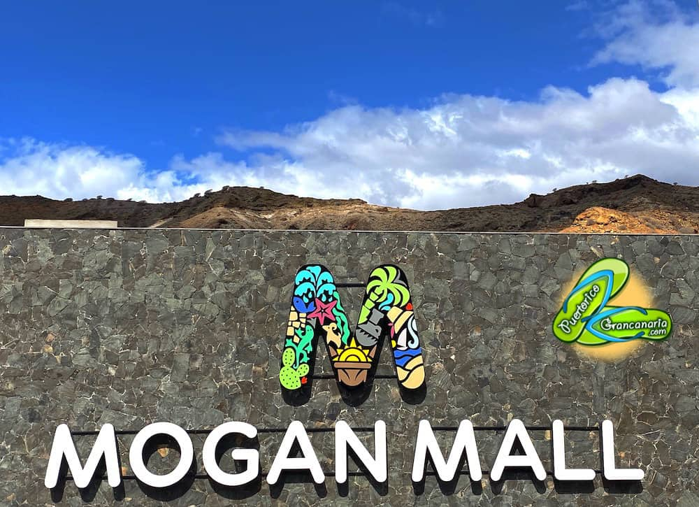 Mogan Mall Puerto Rico Gran Canaria