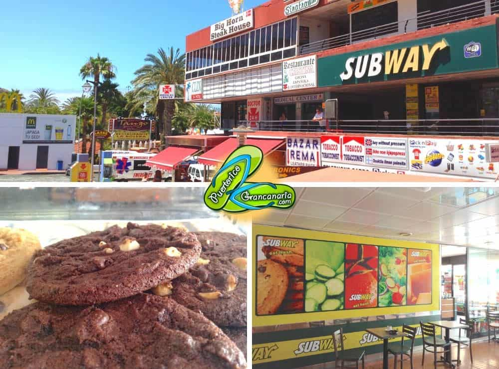 Subway Puerto Rico Gran Canaria
