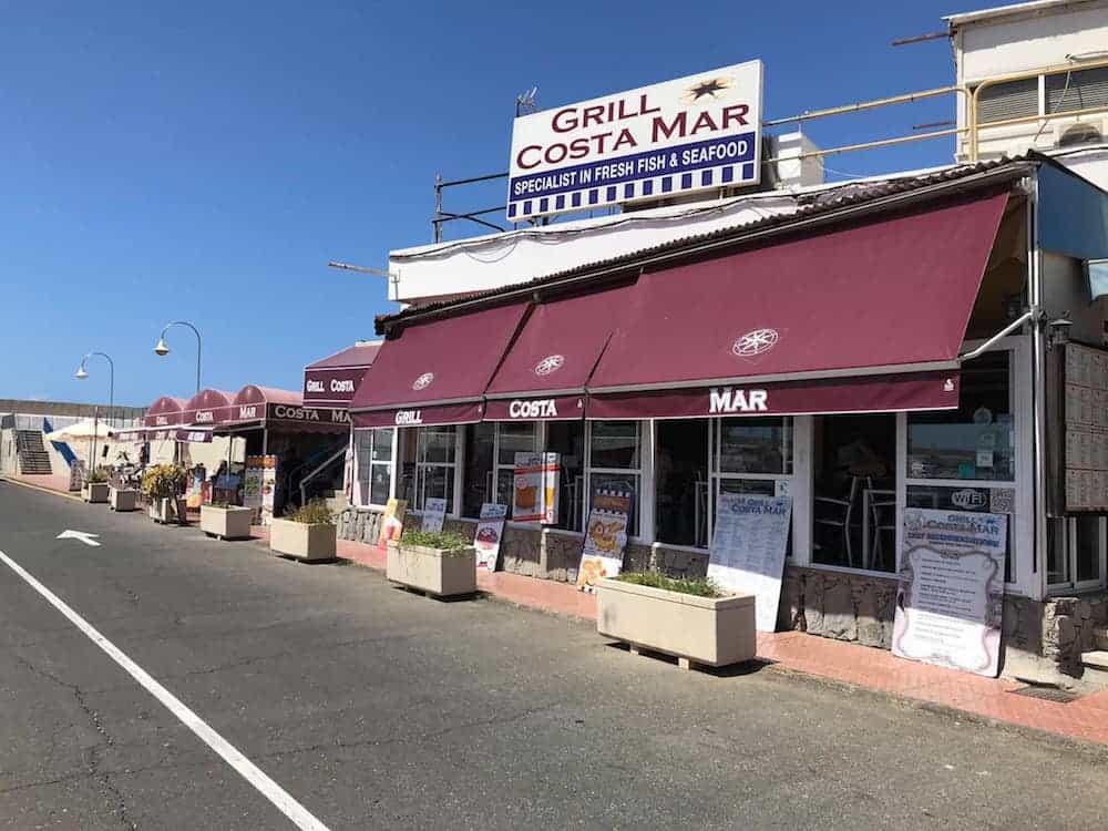 Grill Costa Mar Restaurante